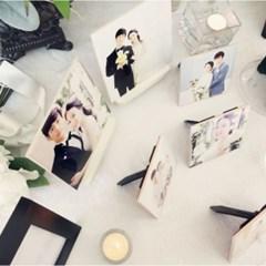 웨딩 포토테이블 SET 결혼선물 추천
