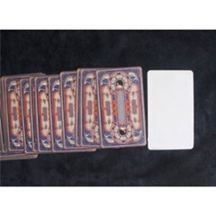 Blank tarot card(82pcs)