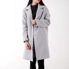 100% wool handmade coat