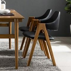 [미즌하임] 루나 의자[4 Type]-색상선택[그레이/아이보리/블랙]