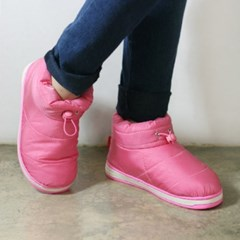 Ankle string pedding boots_KM15w234