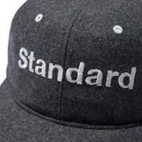 STANDARD BALL CAP - CHARCOAL_(773255)
