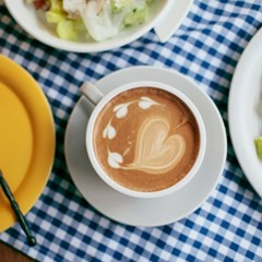 simple matt tea set (4color)
