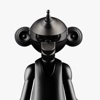 EPICASE Art Figure Cyborg 00700 black