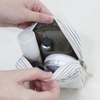plain mini pouch