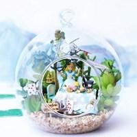 [adico] DIY 미니어처 볼 - 숲속의 만찬_(454154)