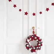 Big Wreath, Traditional X-Mas