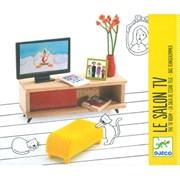 [드제코_쁘띠홈] Petit Home TV룸 (DJ07827)