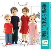 [드제코_쁘띠홈] Petit Home 토마스와 매리언가족 (DJ07810)