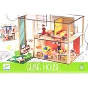 [드제코_쁘띠홈] Petit Home 큐빅 하우스 (DJ07801)