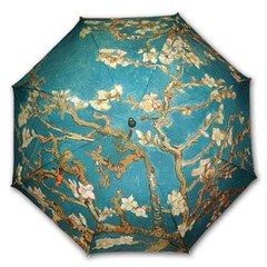 [ART] Hello RainCats 고흐_아몬드나무(W) 자동 우산