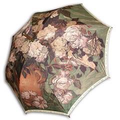 [ART] Hello RainCats 고흐ROSES(W) 자동 우산