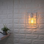 팰리스 인테리어 벽등 [화이트]