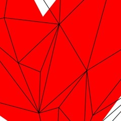 heart/하트[알루미늄 메탈 액자/4컬러]