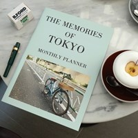 The Memories of Tokyo-Monthly Planner