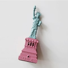 Pink Statue of Liberty