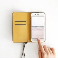 Linen Folio case for iPhone6