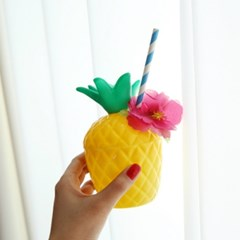 Hawaiian Party Pineapple Cup B Type
