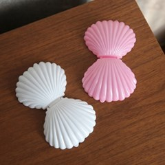 NEW Pink & White Shell