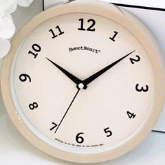무소음소프트파우더리벽시계