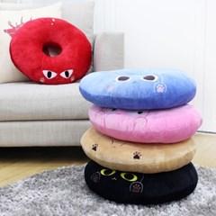 애니나라 헬로캣 도넛방석(N)