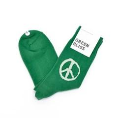 [Organic cotton] Peace Green