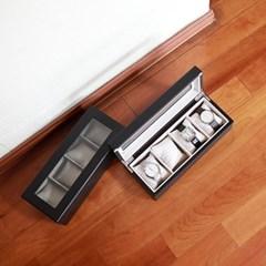레이나-와치 컬렉션 박스-블랙