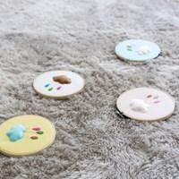 아기방 꾸미기 태교 DIY~ 구름 수틀 액자 만들기(DIY)