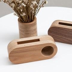 Echo Speaker / Walnut Mono