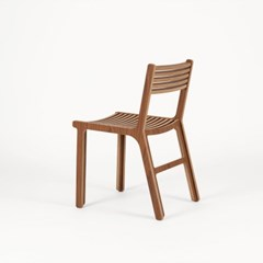 T Chair / Walnut
