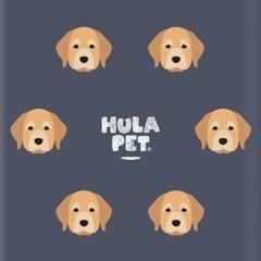 HULA PET PATTERN CASE (Golden Retriever)