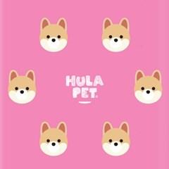 HULA PET PATTERN CASE (Pomeranian)