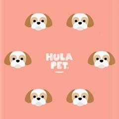 HULA PET PATTERN CASE (Shih Tzu)