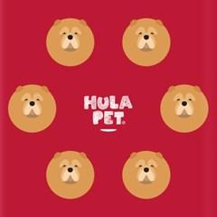 HULA PET PATTERN CASE (Chow Chow)
