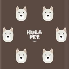 HULA PET PATTERN CASE (Baek Gu)