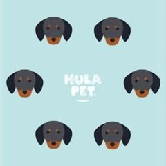 HULA PET PATTERN CASE (Dachshund)