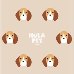 HULA PET PATTERN CASE (Beagle)