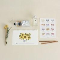 [Deco] 2016 Calendar flower bouquet / 개당판매_달력스티커