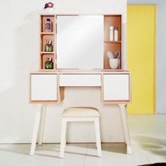[트리빔하우스] T-RAI 화장대 (수납형 거울)