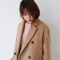 Daily envelope pocket coat