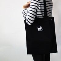 ugly cat bag