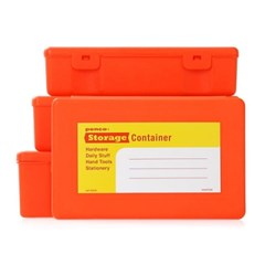 Penco Storage Container (S, M, L, LL 세트)