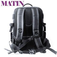 매틴 클레버250 차콜그레이 백팩 / Matin M10080