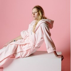 THE ROBE (PINK, LARGE)