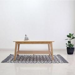 벤트리 원목 소파 테이블