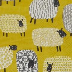 [울스터위버스] 냅킨 Dotty Sheep