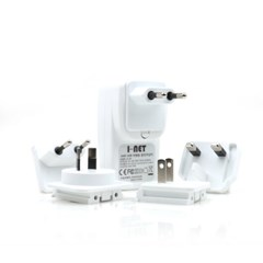 [I-NET] LS-4U 국내+해외용 USB 4포트 멀티충전기-4포트/34W/6.8A