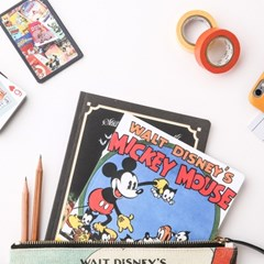 [Disney] Vintage Mickey_Note (5종세트)