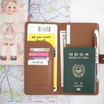 paper doll mate passport cover L