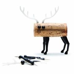 몽키 비즈니스(MB) 코르커스 애니멀 사슴/ 와인선물